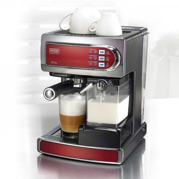Beem i-Joy Café Ultimate 20 bar rot - Siebträgermaschine