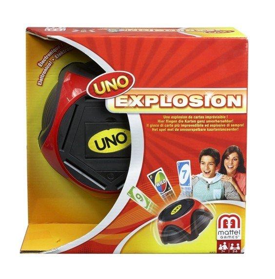 real: Uno Explosion (offline und online)