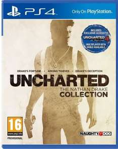 [PS4] Uncharted: The Nathan Drake Collection von Sony