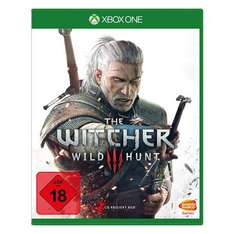 The Witcher 3 Wild Hunt - Xbox One @ real