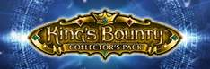 King's Bounty: Collector's Pack für 4.81€ @ Greenmangaming
