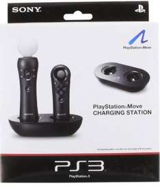 [Amazon Prime] PlayStation 3 - Playstation Move Charging Station/Ladestation für 4,57 €/6,20€...Idealo:~14€