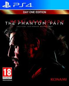 [Coolshop] Metal Gear Solid V: The Phantom Pain - Day One Edition (PS4) für 46,95€