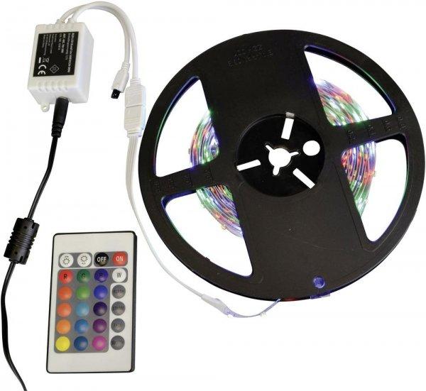 [voelkner] X4-LIFE LED-Band RGB 5m für 14,99€ (VSK frei)