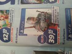 The Witcher 3 Wild Hunt ps4 bei real