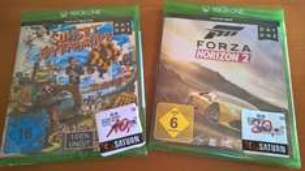 (Lokal Saturn Potsdam) Diverse Spiele wie z.B. Sunset Overdrive 10€, Forza Horizon 2 (One 20€), LittleBigPlanet 3 (Ps4)