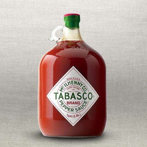 1 Gallone Tabasco für 39,00€