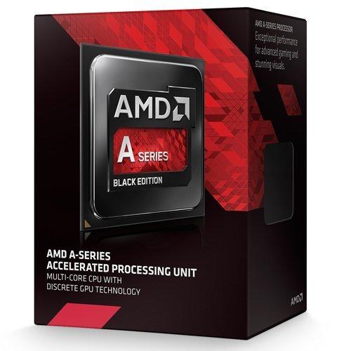 AMD A10-7850K Black Edition, 4 * 3,7 GHz, boxed für 93,45 € @ Conrad.de (oder mit Gutschein + 15fach-Payback-Punkten für 79,43 €! Mit 15fach Payback ohne Gutschein für 84,15 €)
