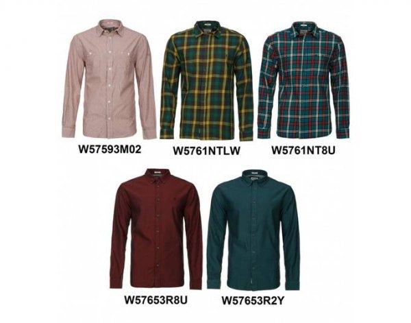 Wrangler Freizeithemd Herren Langarm Hemden  @allyouneed.com 16,95€