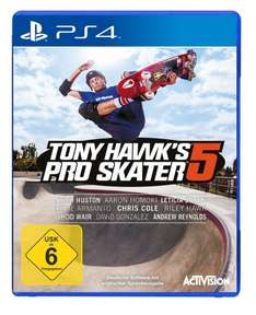 Tony Hawk Pro Skater PS4