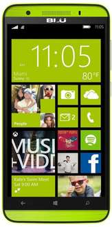 Blu Win HD Windows Phone LTE + Dual-SIM (5'' HD IPS, Snapdragon 410 Quadcore, 1GB RAM, 8GB intern, microSD, 2500 mAh, Update auf Windows ) für 104,70 € > [amazon.fr] > Blitzangebot