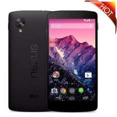 LG Google Nexus 5 D820 Factory Unlocked 32GB Black