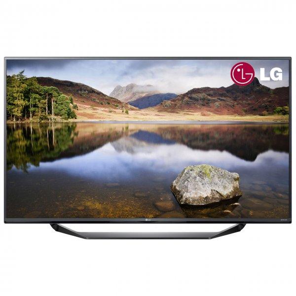LG 49UF675V 123 cm (49 Zoll) Fernseher 4K (Ultra HD, Triple Tuner), für 599€ @AMAZON