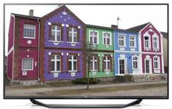 """LG 49UF675V für 599€ - 49"""" UHD Fernseher mit Triple-Tuner"""