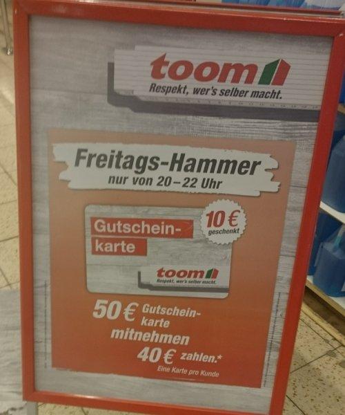 TOOM Baumarkt / Friedberg, Hessen