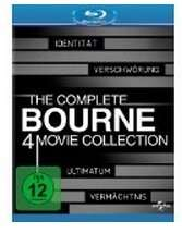 "[Amazon (Prime)] The Complete Bourne Collection [Blu-ray] + Aktion ""Filmangebote - eiskalt reduziert"""
