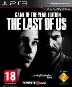 [PSN-Store] The Last of Us - Game of the Year Edition PS3 - 12€