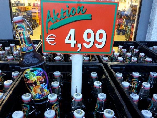 {Ebern Markgrafen Getränke } Leikeim Cola-Mix  31% billiger ! 4,99€
