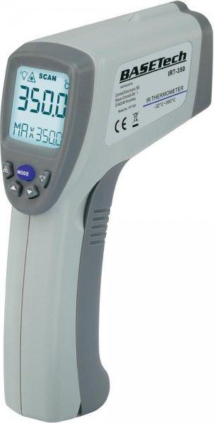 Infrarot-Thermometer Basetech IRT-350 Optik 10:1 -32 bis +350 °C  @ Ebay WoW Conrad