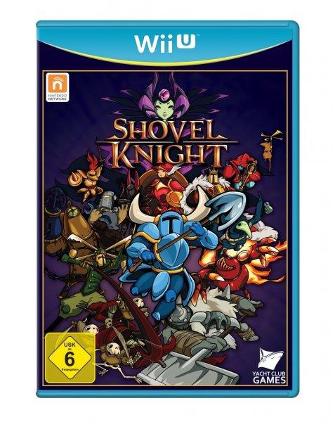 Shovel Knight - Nintendo Wii U (For Shovelry!)