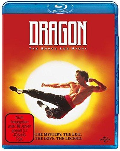 [MediaDealer] Vorbestellung - Dragon - Die Bruce Lee Story [Blu-ray]  für 10,87€ inc. Versand
