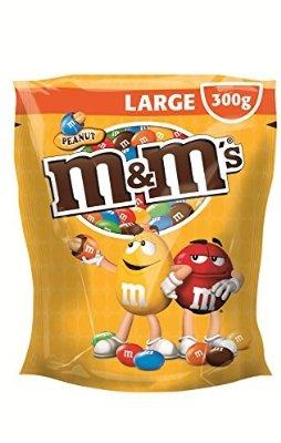M&M peanuts 5x300g für 11.10€ mit Prime
