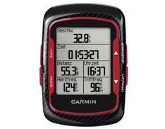 [Rose Bike] Garmin Edge 500 Bundle GPS-Fahrradcomputer mit HR & CAD