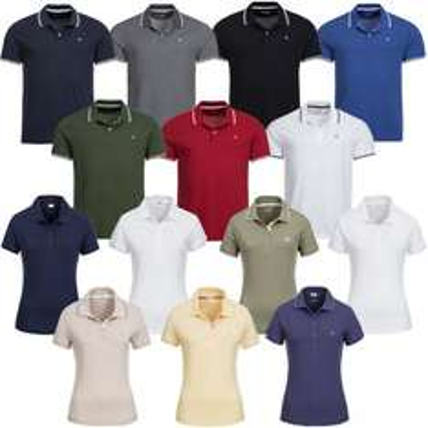 CHAMPION-Polo-Shirt-Damen-Herren-S-M-L-XL-2XL-3XL-Poloshirt