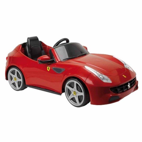 Feber Ferrari FF 6V - Kinder Elektrofahrzeug (ohne Fernbedienung) @ Amazon