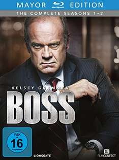Boss - Die komplette Serie [Blu-ray] @ Amazon Prime