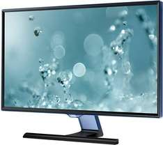 "Samsung Monitor S27E390H Full HD LED-Display 68,58 cm (27"") schwarz/blau inkl.Vsk für 199 €"