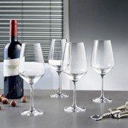 1+1 Gratis Aktion - 8 x Vivo Gläser Voice Basic - 8 Longdrinkgläser oder 8 Rotweingläser oder 8 Sektgläser oder 8 Weißweingläser für 17,95 € - Mömax