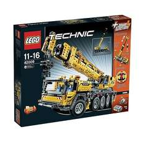 LEGO Technic - 42009 Mobiler Schwerlastkran