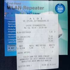 WLAN Repeater Aldi Dortmund Aplerbeck