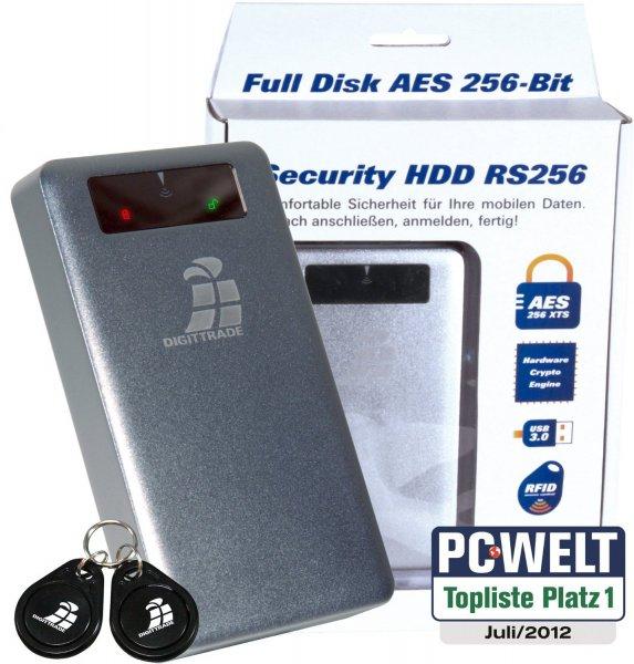 [Amazon.de] [48% Rabatt] 1TB SSD RS256 RFID Security externe Festplatte Digitrade