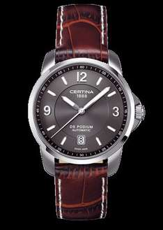 Certina Herren-Armbanduhr XL Analog Automatik