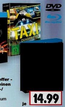 [Kaufland] Taxi Quadrilogie 4x Blu-ray Disc (50 GB) für 14,99€ *Fast*Bundesweit ab 19.10
