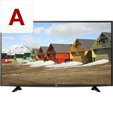 "[ZackZack] LG TV 43'' LED-Backlight, DVB-T2/C/S2 ""43UF6409"""