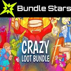 [STEAM] Crazy Loot Bundle @ Bundle Stars