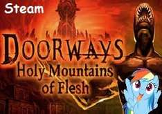 Doorways: Holy Mountains of Flesh (STEAM Key Giveaway / Gleam.io)