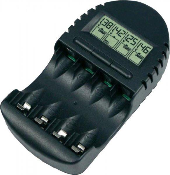 [Digitalo] Ladegerät BC-300 + 4 Eneloop + 4 Panasonic Akkus: 22,88€