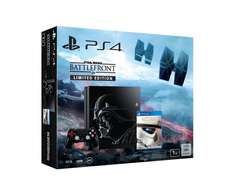Amazon.fr - PlayStation 4 - Konsole (1TB) Star Wars Battlefront Limited Edition [CUH-1216B]