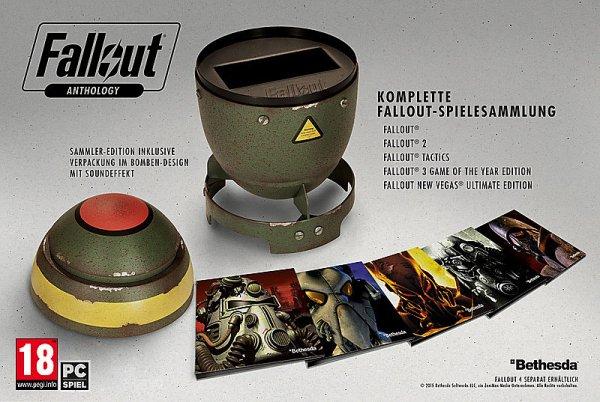 Fallout Anthology - PEGI uncut