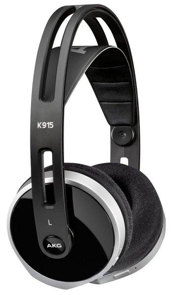 AKG K 915 Over Ear Funk-Kopfhörer - Schwarz inkl. Vsk für 47,21 € > [amazon.fr]