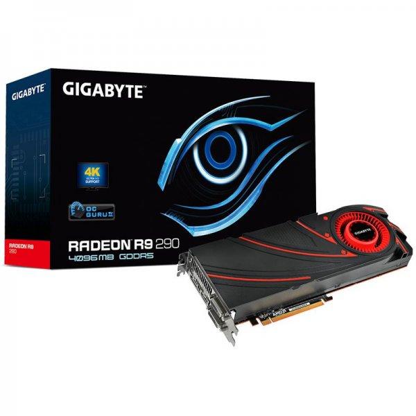 Gigabyte AMD Radeon R9 290 4096MB B-Ware (nur 2 Stück verfügbar !!) @ MF