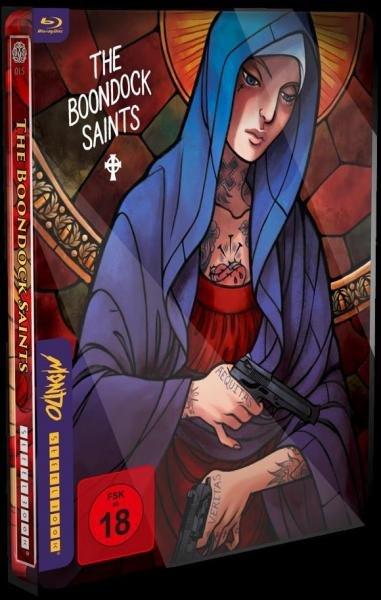 (bücher.de VORBESTELLER) The Boondock Saints (Der blutige Pfad Gottes) - Mondo X Steelbook für 27,99€