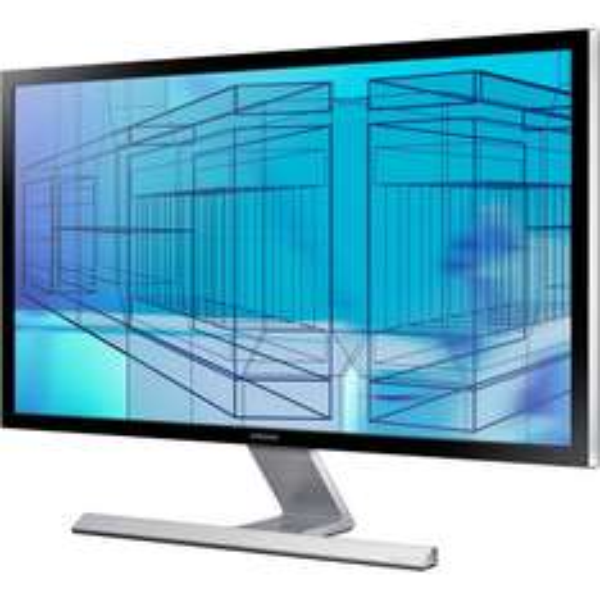"28"" LED Samsung U28D590P schwarz/silber 3840x2160 1xDP/2xHDMI 1.4 B-Ware für 256,99@ MF"