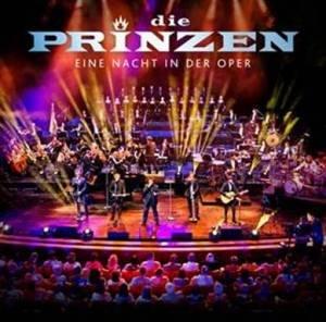 """Heute (17.10.2015) im MDR FERNSEHEN: Die Prinzen  """"Konzert in der Oper Leipzig""""! um 22:30 Uhr"""