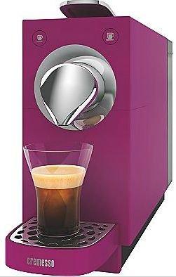 [lokal MM Wien Lugnercity] Cremesso Una Automatic Kapselmaschine in Violett für 25€