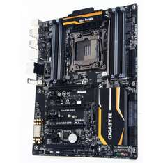 Gigabyte GA-X99-UD4 Intel X99 So.2011-3 Quad Channel DDR4 ATX RETAIL für 156,99 @ MF